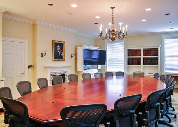 Harvard Premium Cherry Conference Table