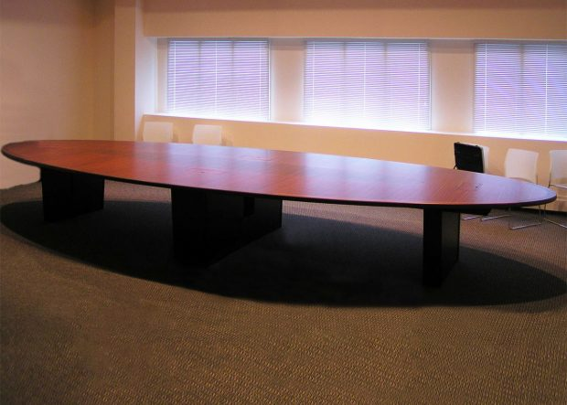Healthquest Perfect Oval Conference Table