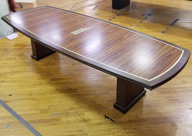 Hinkson Financial Premium Conference Room Table