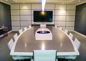 Holmes Kurnik Modern Conference Table