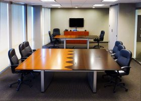 Hudson Custom Modular Conference Table
