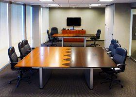Hudson Custom Modular Conference Table