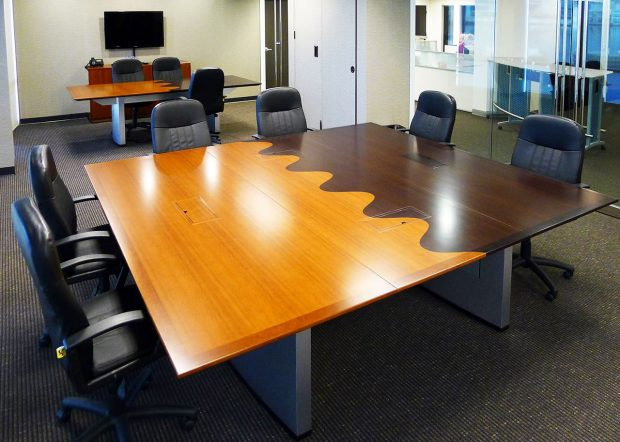 Hudson Modular Conference Room Tables