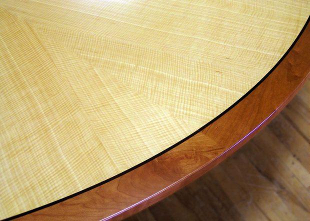 Human Capital Large Custom Oval Meeting Table