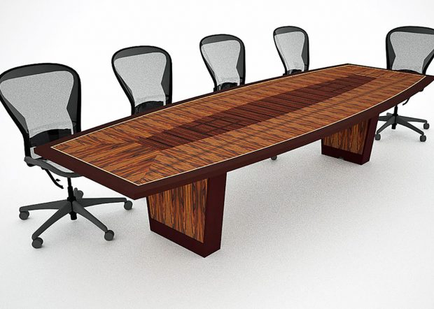 Incredible Tech Premium Custom Conference Tables