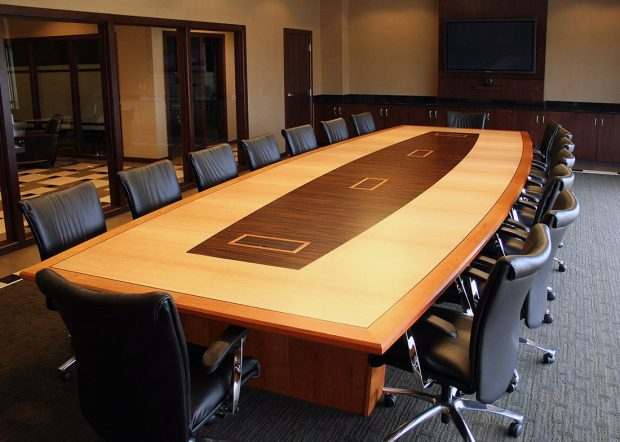 Kennedy Coe 16 Person Conference Table