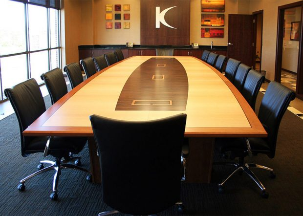 Kennedy Coe 20 Foot Conference Table