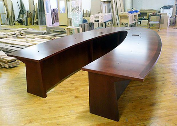 Lackland AFB Custom Conference Table