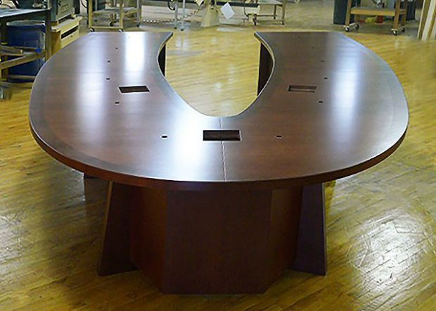 Lackland AFB Premium Meeting Room Table