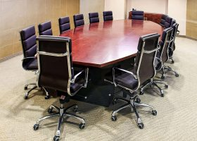 Lenahan Law Boardroom Conference Tables
