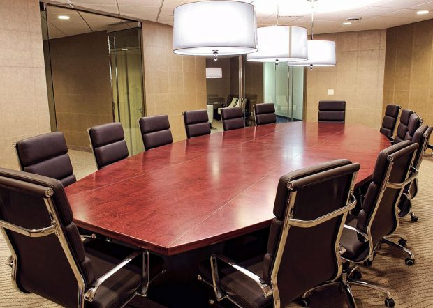 Lenahan Law Executive Conference Table