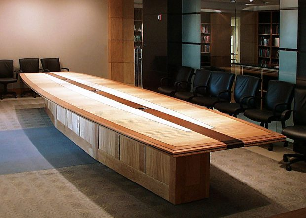 Lippincott Ultra Grade Large Conference Table
