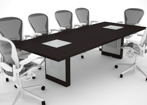 Luckey Custom Modern Conference Room Tables