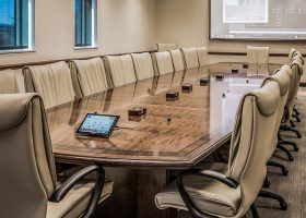 Spartan Chemical Ultra Grade Large Conference Table