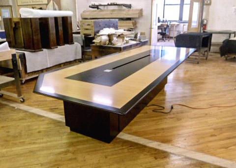 CISCO Modified Keystone Meeting Table