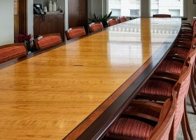 MacDonald Hoague Bayless Conference Table