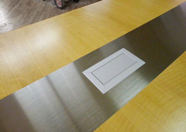Magma Modular U Shaped Conference Room Table