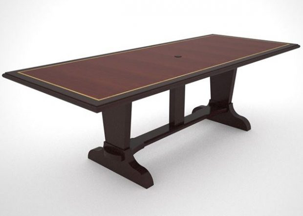 Manchester Capital Rectangular Conference Table