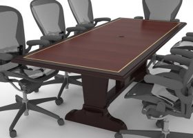 Manchester Capital Small Conference Table