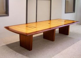 McQueen Premium Traditional Conference Table