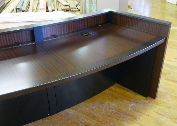 Memphis LGW Custom Meeting Table