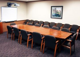 Michigan State University Modern Conference Table