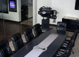 Mitchell Theatres Executive Boardroom Table