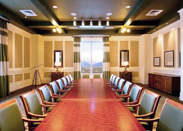 Mount Washington Modular Conference Room Tables