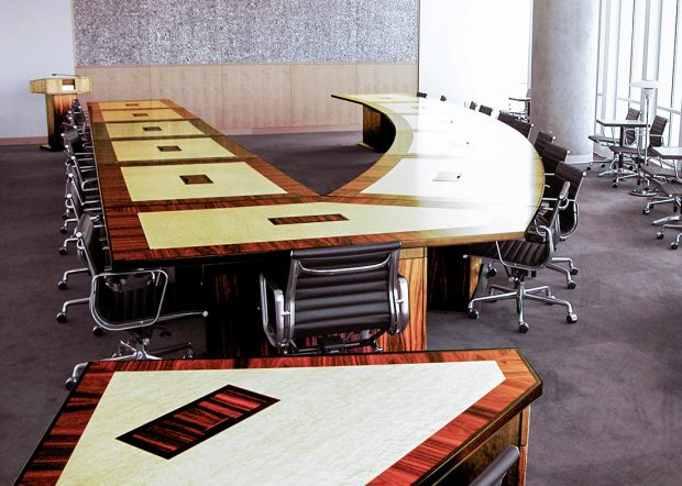NASA CRF Modular Conference Room Tables