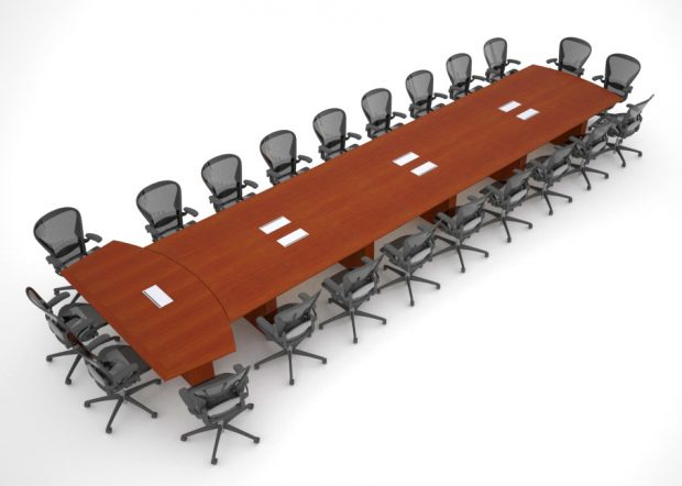 NASA Langley Research Center Custom Movable Conference Tables