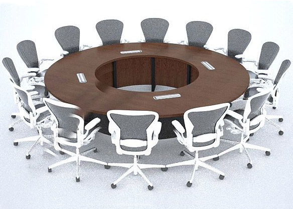 Nationwide Reconfigurable Conference Room Tables