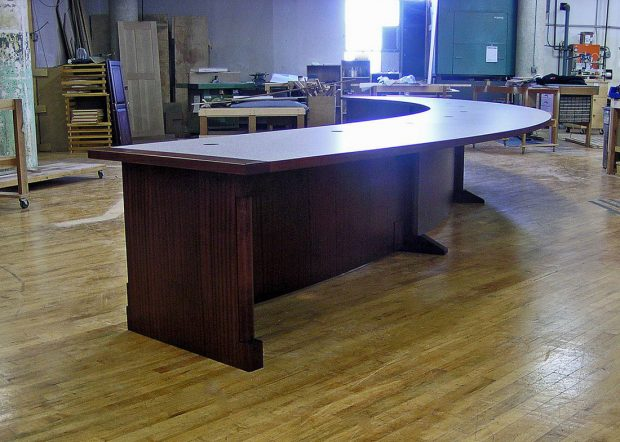 Navajo Nation Committee Meeting Room Table