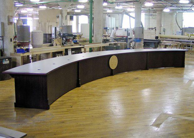 Navajo Nation Custom Council Meeting Table