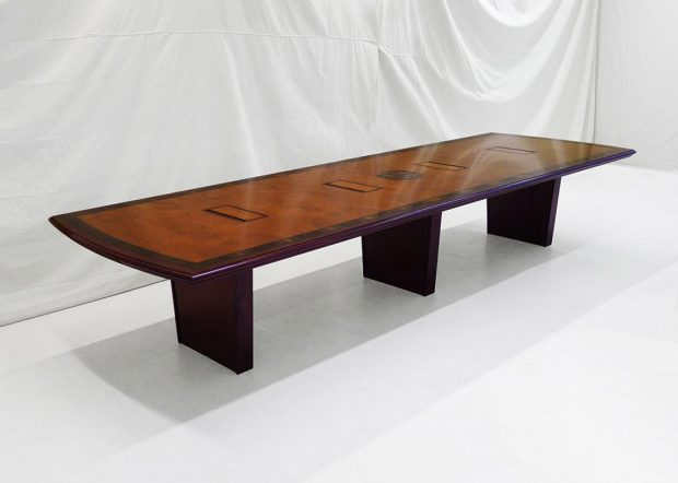 Nebraska Machinery 14 Foot Conference Table