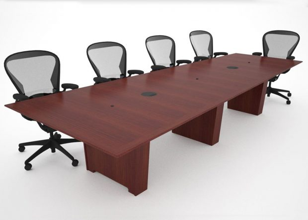 OSD Keystone Conference Table Cable Management