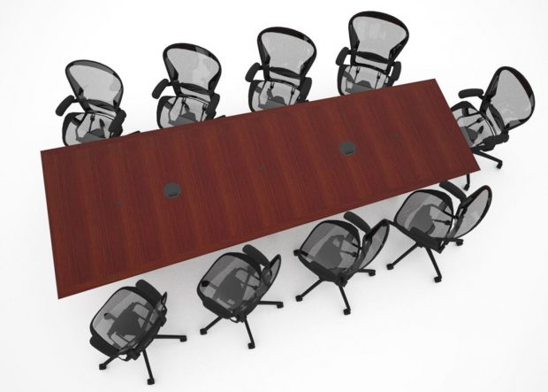 OSD Keystone Traditional Conference Table