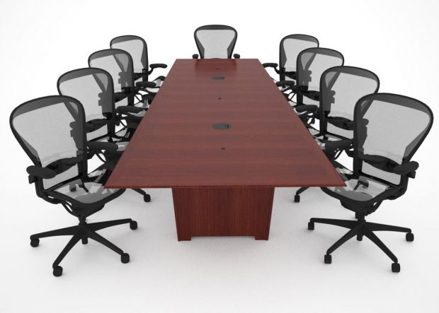 OSD Keystone Video Conference Table