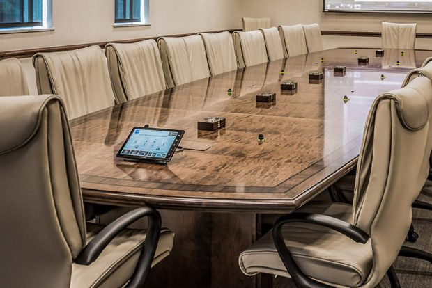 Custom Conference Room Tables – Modern & Large Tables | Paul Downs