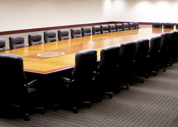 PGCM Custom Large Conference Table