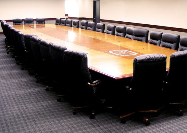 PGCM Large Conference Room Table