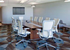 PIM Custom Boardroom Conference Table
