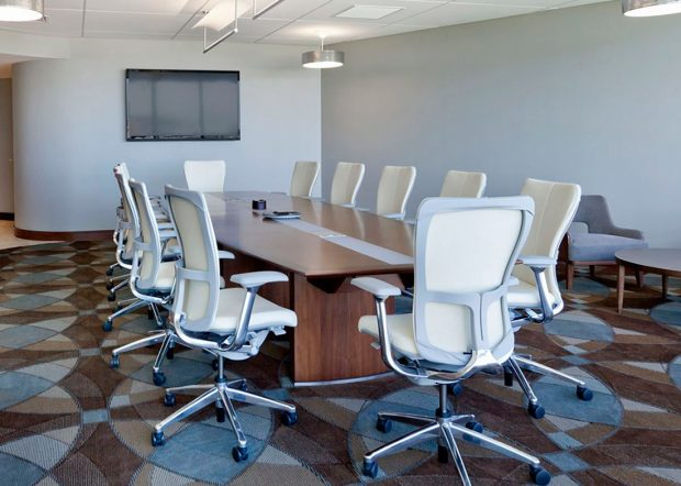 PIM Custom Boardroom Conference Table