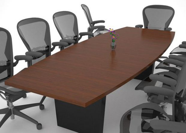 Reno Tahoe Affordable Traditional Conference Table