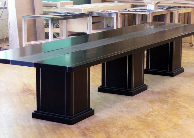 Rock Investments Contemporary Conference Table