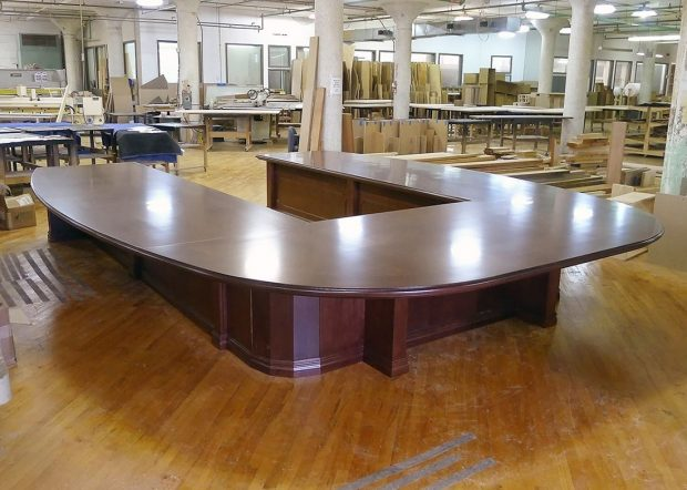 Sargento U Shaped High End Conference Table
