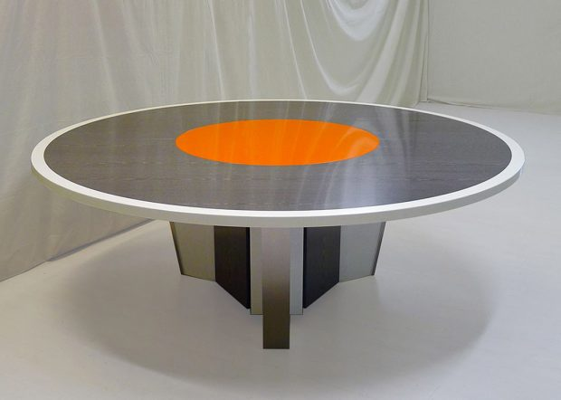 Saritasa Round 7 Foot Conference Table