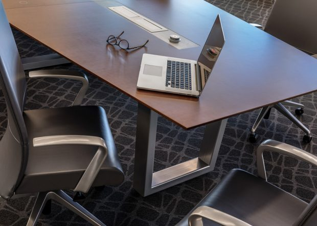 Stevens Institute of Technology Contemporary Conference Table