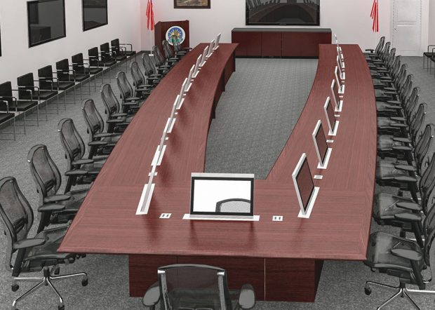 Undisclosed Premium Custom Conference Tables
