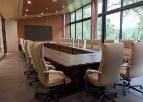 First Quantum Minerals Video Conference Table