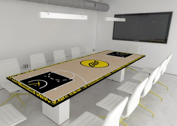 GLD Shop Custom 12 Person Conference Table